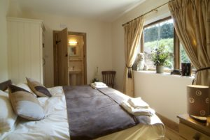 Double Bed Shared Room Shropshire Bootcamp