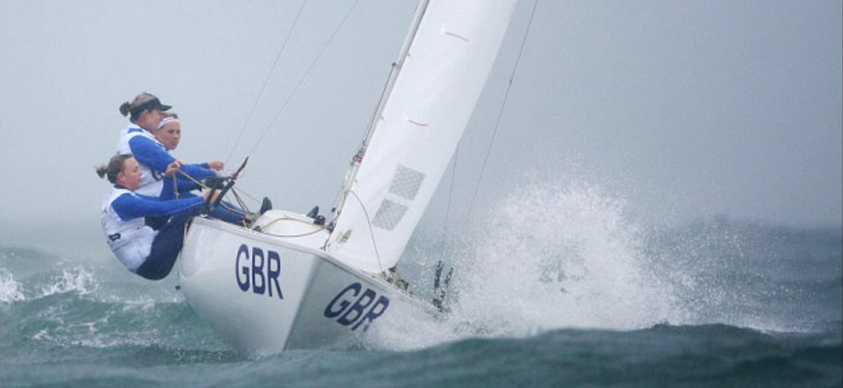 Sarah Ayton Sailing