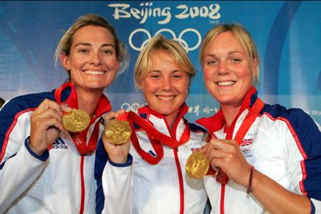 Sarah Ayton Beijing Gold