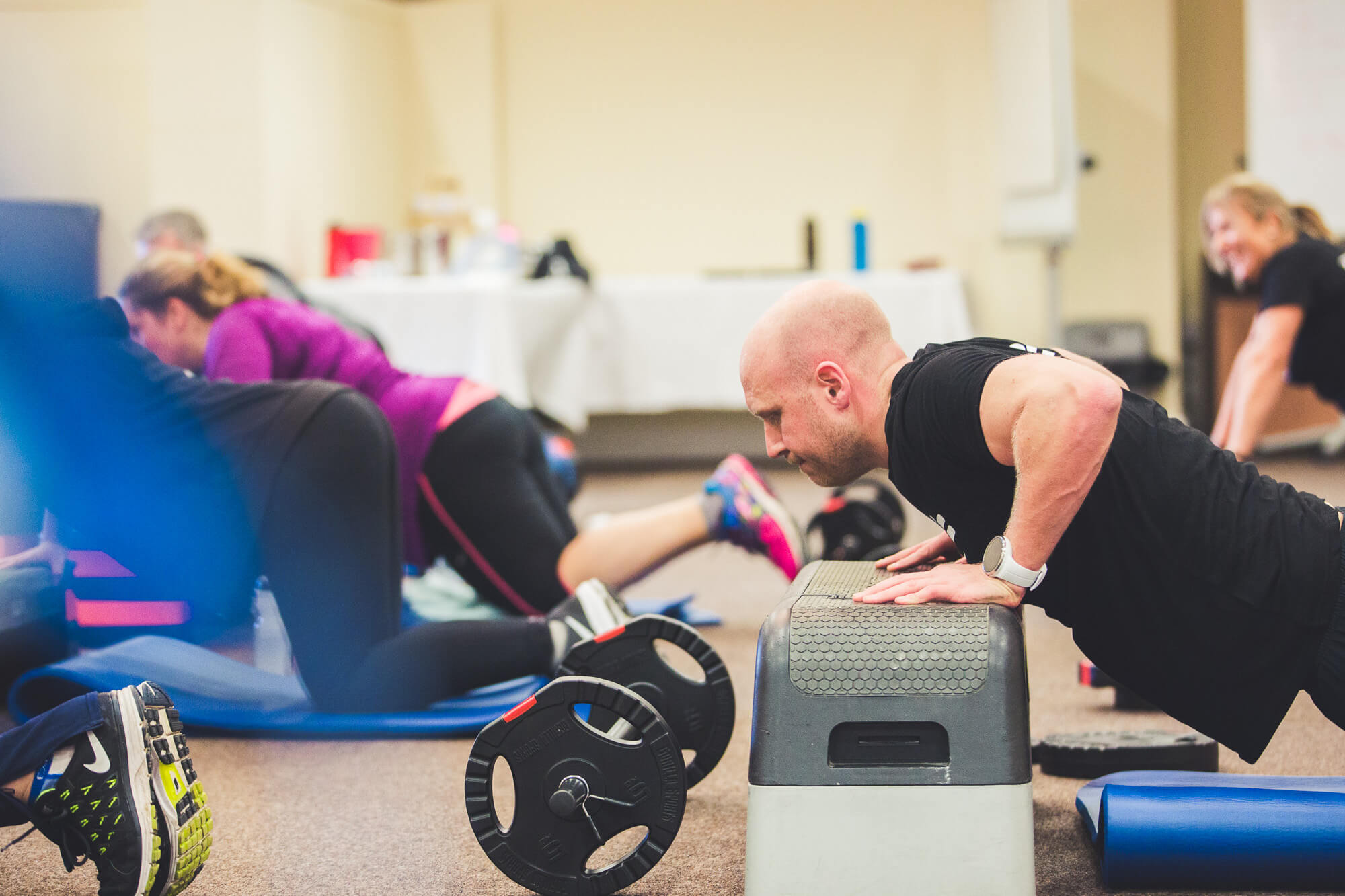 Zest24 Bootcamp Body Pump