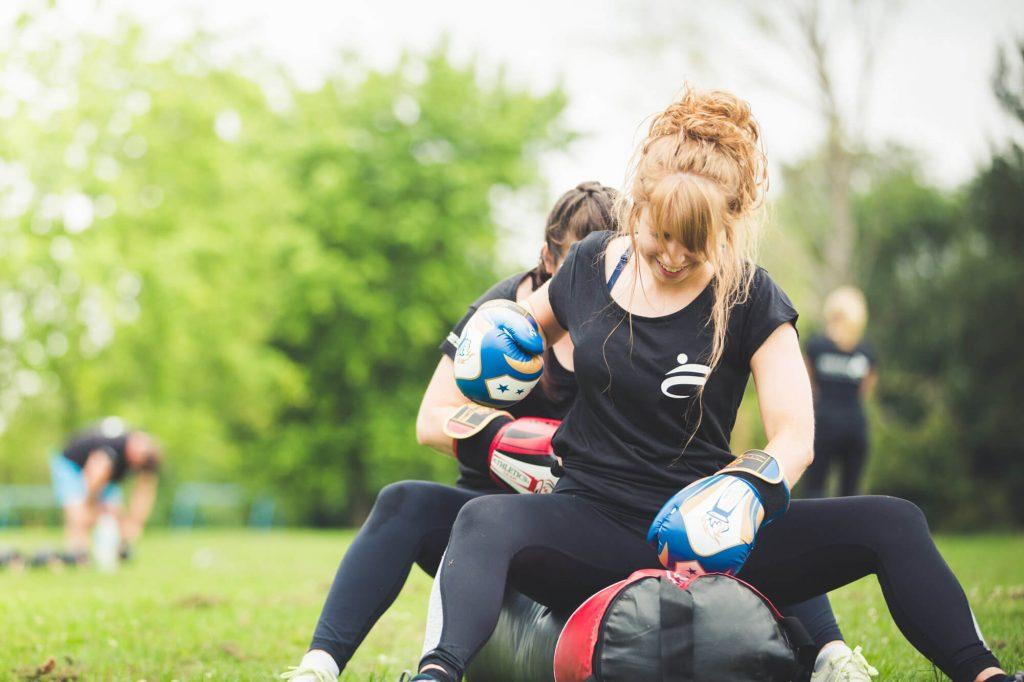Zest24 Bootcamp Boxing Ground & Pound